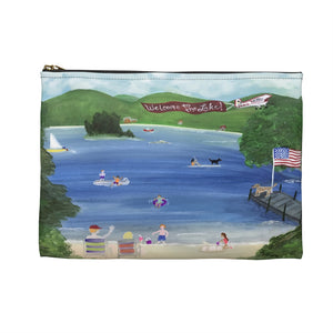 Accessory Pouch – Welcome to the Lake!