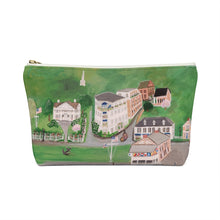 Load image into Gallery viewer, Accessory Pouch w T-bottom – New England Harbor Village