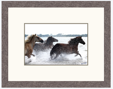 Load image into Gallery viewer, Clear Out! – Framed Print