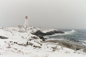 Cove Light, Peggy's Cove, Nova Scotia – Prints