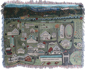 Blanket, Woven – The Fryeburg Fair