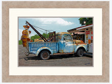 Load image into Gallery viewer, Fresh Fish – Framed Print