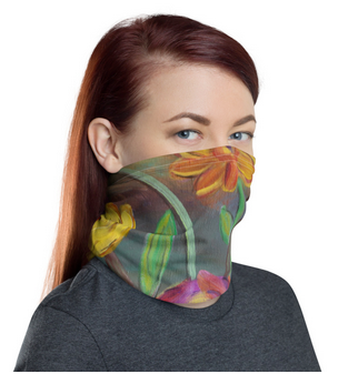 Neck Gaiter – Warm Bouquet