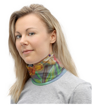 Load image into Gallery viewer, Neck Gaiter – Warm Bouquet