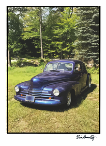 Note Card – 1947 Chevy