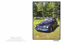 Load image into Gallery viewer, Note Card – 1947 Chevy