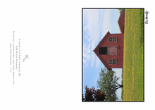 Load image into Gallery viewer, Note Card – A Dandy Little Barn
