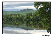 Load image into Gallery viewer, Note Card – Chocorua Summer