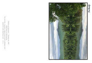 Note Card – Chocorua Summer