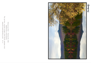 Note Card – Chocorua - Fall