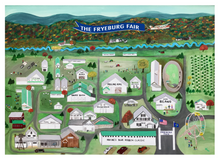 Load image into Gallery viewer, Note Card(s) – The Fryeburg Fair