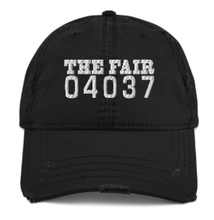Load image into Gallery viewer, Distressed Ball Cap – Fryeburg Fair