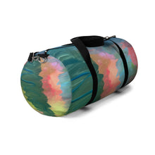 Load image into Gallery viewer, Duffel Bag – Colorful Tornado