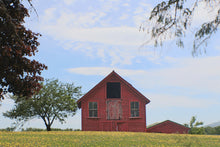 Load image into Gallery viewer, Dandy Little Barn Photo – Stretched Canvas or Foam-board Prints