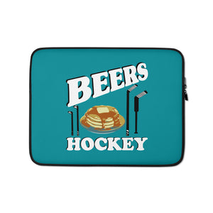 Laptop Sleeve – Beers Hockey Team