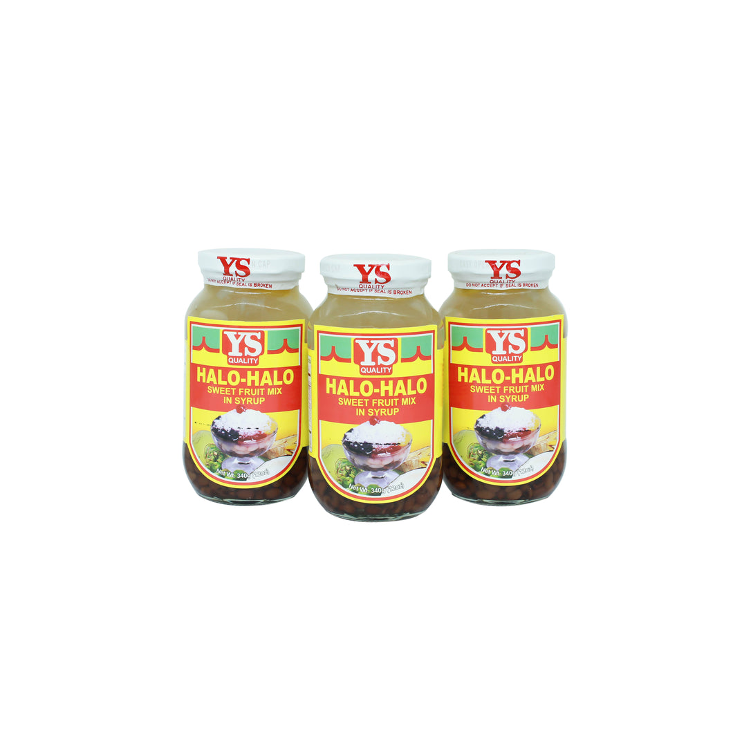 Halo-halo set of 3 (12oz)