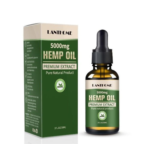 Hemp Seed Oil  Bio-active Drop For Skin Care