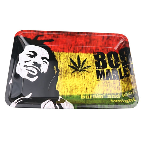 Tobacco Rolling Tray  for Herb Grinder