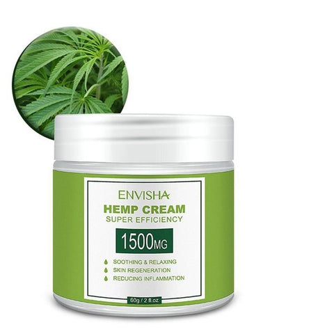 Hemp Balm Cream Muscle Joint Pain