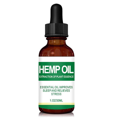 CBD Hemp Oil Relieve Muscle Soreness Pain