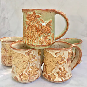 Stoneware Mugs and Tumblers