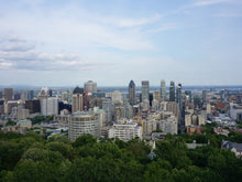 Load image into Gallery viewer, Biking Team Building Activities on Mount Royal, Montreal, QC