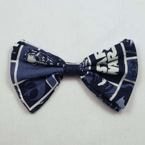 Blue Star Wars Bowtie