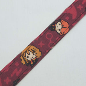 Chibi Harry Potter Characters Pacifier Clip Close Up