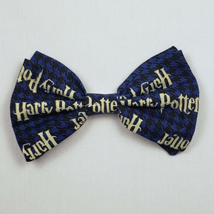 Blue Harry Potter Bowtie