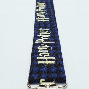 Harry Potter Pacifier Clip Close Up with Clip