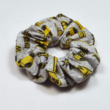 Load image into Gallery viewer, Hufflepuff Emblem Scrunchie