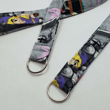 Load image into Gallery viewer, Legend of Zelda Cartoon Lanyard and Key Fob with Split Ring
