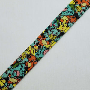 Pokemon Characters Pacifier Clip Close Up