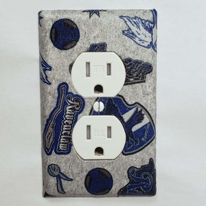 Ravenclaw Emblems Outlet Cover Front View