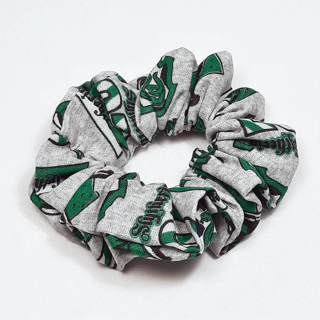 Slytherin Emblem Scrunchie