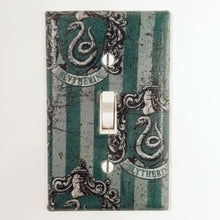 Load image into Gallery viewer, Slytherin Harry Potter Outlet Cover Front View