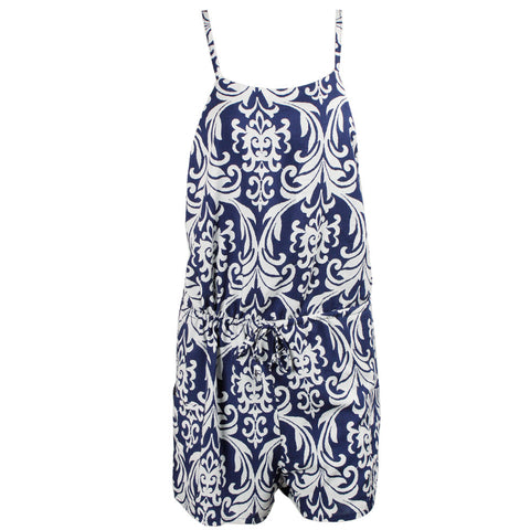 Royal Vintage Romper Playsuit