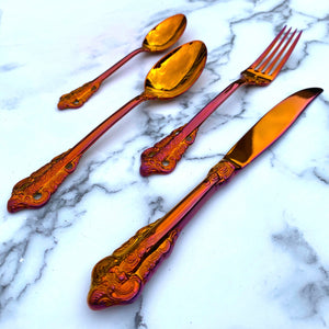 Cutlery Luxury 'Heatwave' Cutlery Set