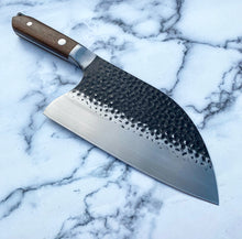 Load image into Gallery viewer, Cutlery Luxury 'Cabin Cleaver' - Meat Cleaver - High Carbon Steel