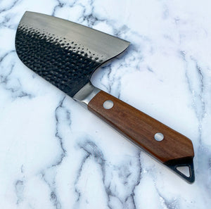 Cutlery Luxury 'Cabin Cleaver' - Meat Cleaver - High Carbon Steel
