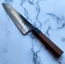 Load image into Gallery viewer, Carbon Drip Kiritsuke Knife