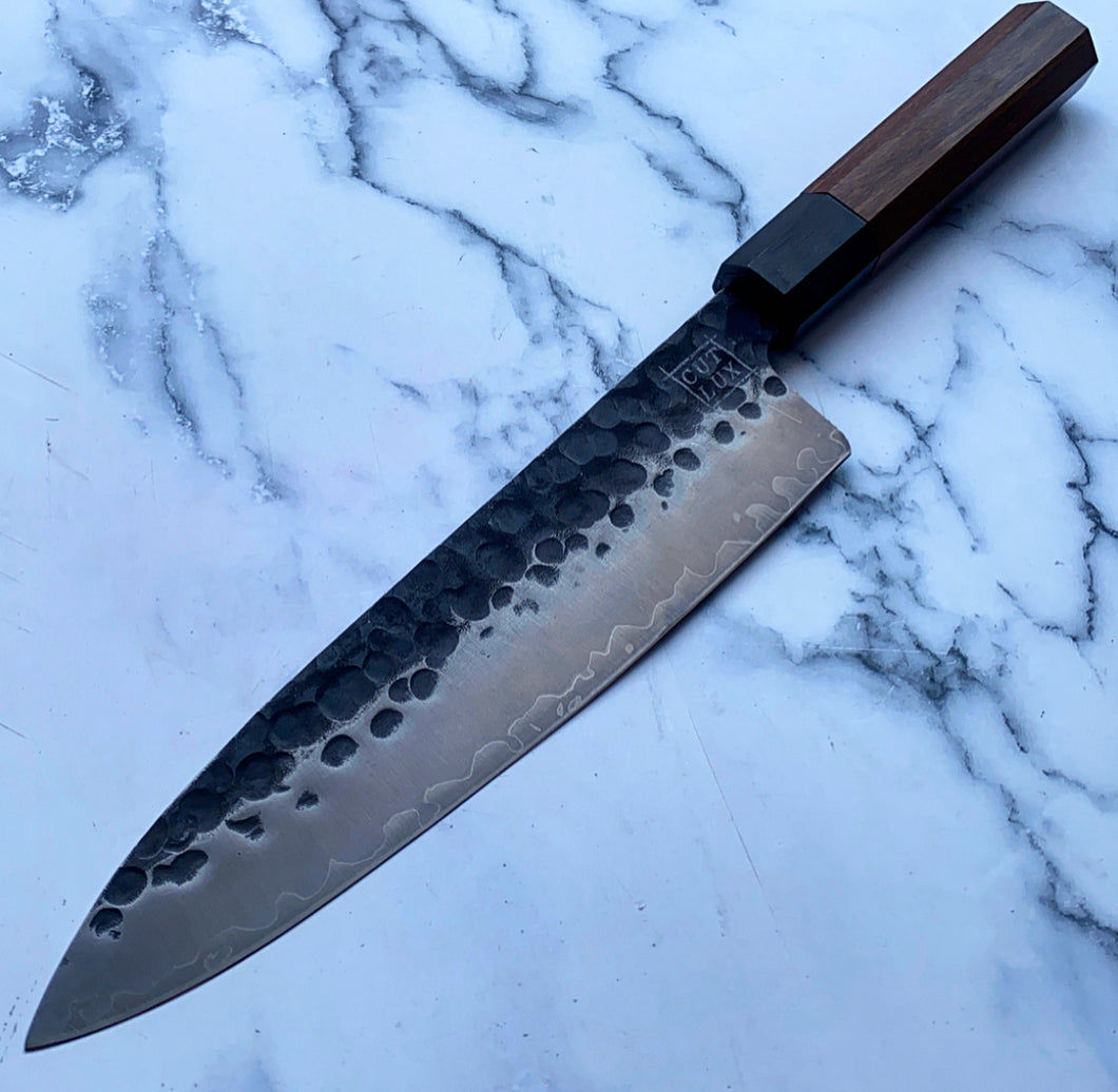 Carbon Drip Chef Knife