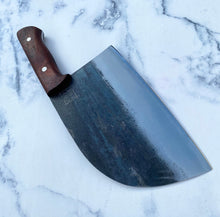 Load image into Gallery viewer, Rosé Carbon' - Meat Cleaver