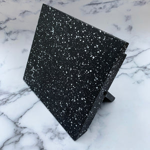 Snowflake Magnetic Knife Block