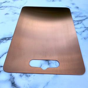 Rose Gold Chopping Board