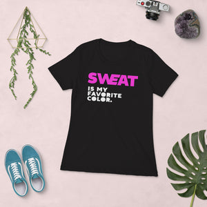 SWEAT T-shirt (Fitted)