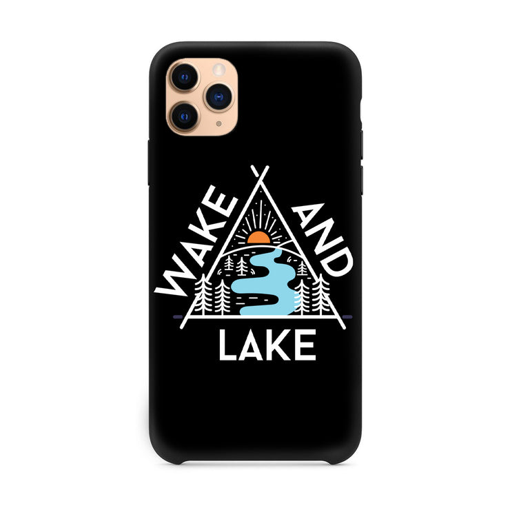 Wake n Lake Sunrise iPhone 11 Pro Case