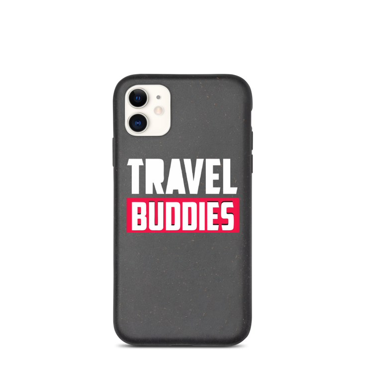 Travel Buddies iPhone 11 Case