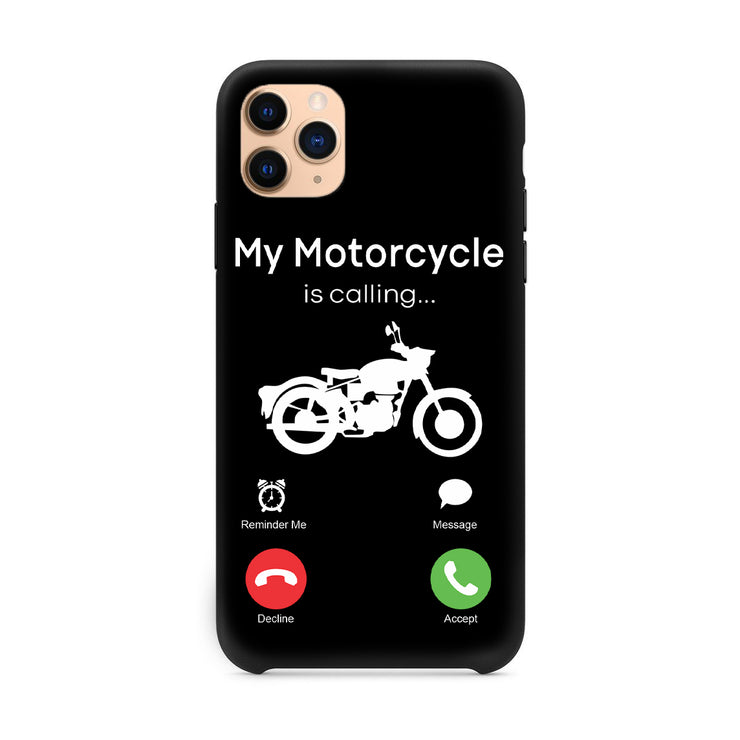 Riding Call iPhone 11 Pro Case