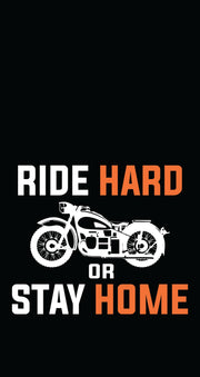 Ride Hard Or Stay Home iPhone 11 Pro Case